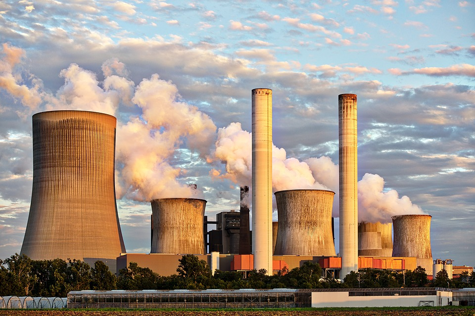 kärnkraftverk där gaslarm behövs
