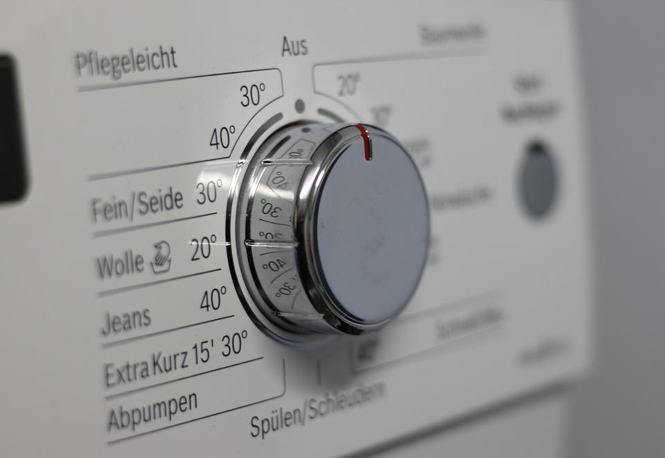 professionella tvättmaskiner för industrin
